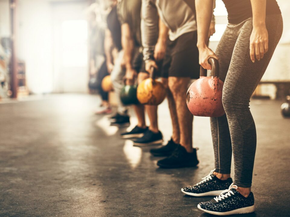 If We Wanted to Register a Trademark for New Fitness Goods, How Would We Do It?